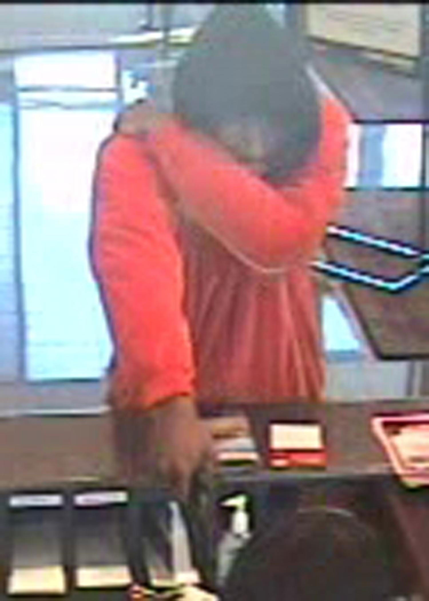 Manhunt On For Two Moore Bank Robbery Suspects
