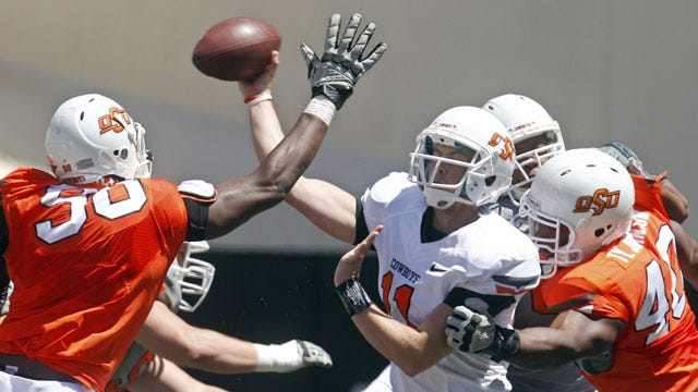 OSU Football: Five Things To Watch This Spring