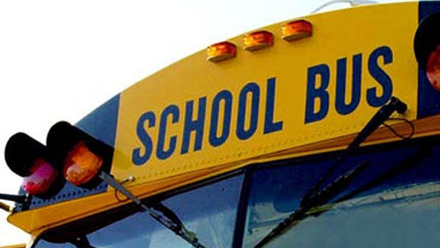 School Bus Involved In Accident In NE OKC