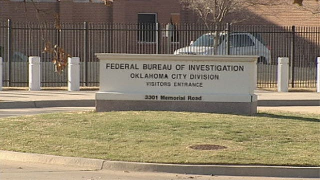 FBI: Oklahoma Inmate Sent Anthrax-Hoax Letters Across The Country
