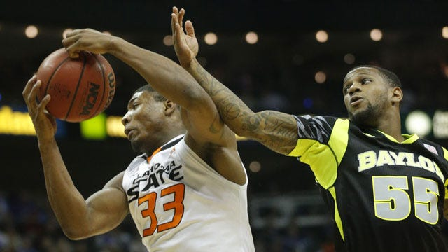 Oklahoma State Fights Off Baylor To Reach Big 12 Semifinals