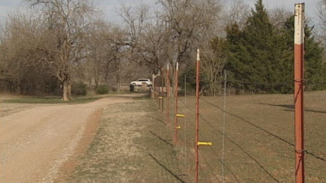 Neighbor Reacts To Discovery Of Dead Infant In SE OKC