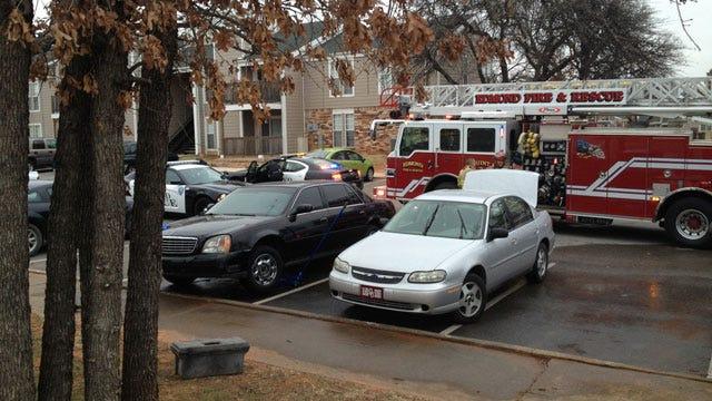Edmond Man Critical After Vehicle Falls On Head