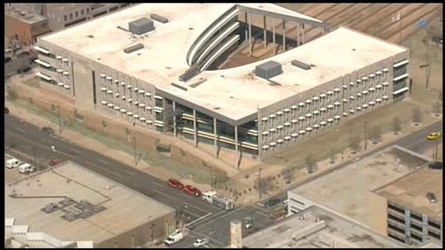 'All Clear' Given After Suspicious White Powder Found Inside Federal Building In OKC