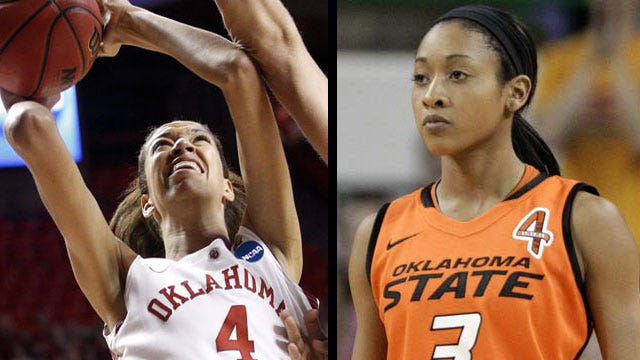 All Four Oklahoma Schools Make Women's NCAA Tournament
