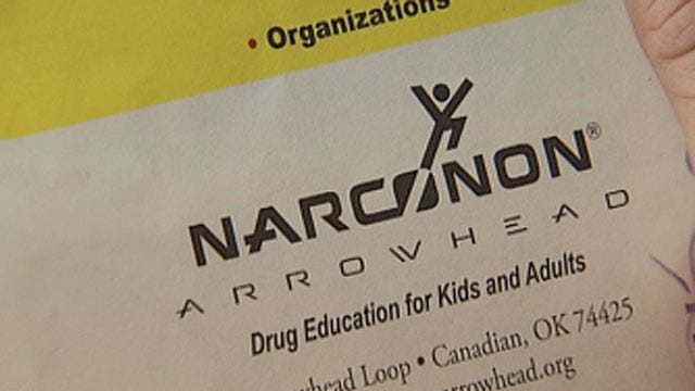 Asher Parents Concerned Over Anti-Drug Presentation At School By Narconon