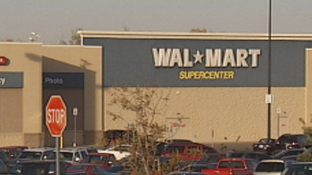 Police Investigate Bomb Threats At Wal-Mart Locations In OKC