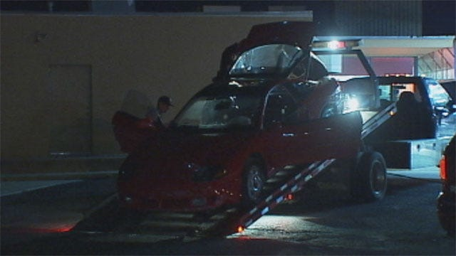 Police: Woman High On Bath Salts Crashes Car Into Moore House