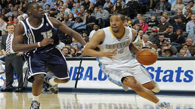 Lawson, Miller Lead Streaking Nuggets Past Oklahoma City