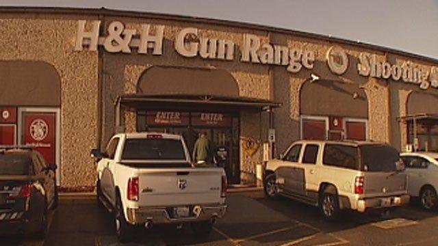 OKC Police Identify Man Who Shot Himself At Gun Range