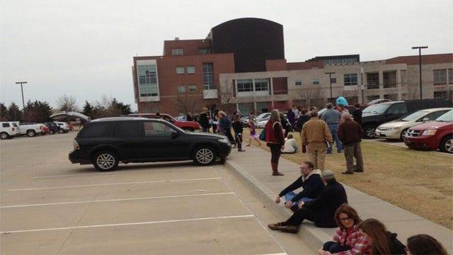 Visitors Return To Sam Noble Museum Following Suspicious Bag Scare