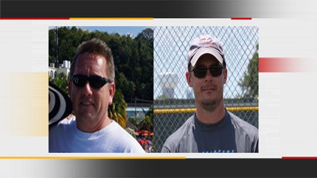Memorial Service Held For OKC Helicopter Crash Victims