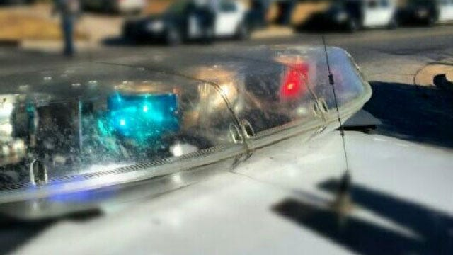 Police Chase Ends With Head-On Collision In Norman