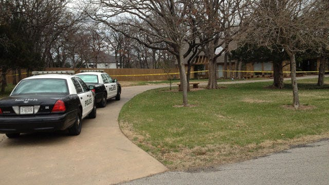 Husband Arrested After Wife Found Dead In Shawnee Home