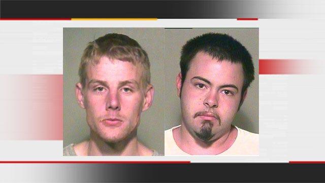 Accused Burglar Falls Through Ceiling Of SW OKC Home