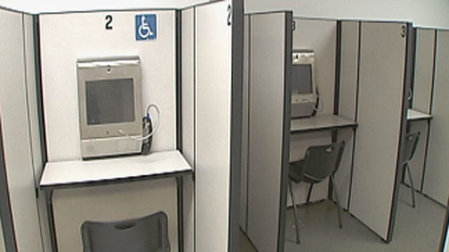 'Video Visitation' In Place At OK County Jail To Crackdown On Smuggled Contraband