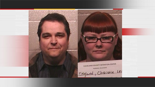 Norman Couple Arrested For Selling Illegal Synthetic Drugs To Teens
