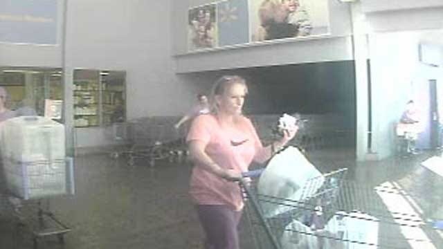 OKC Police Seek Woman Accused Of Passing Counterfeit Check