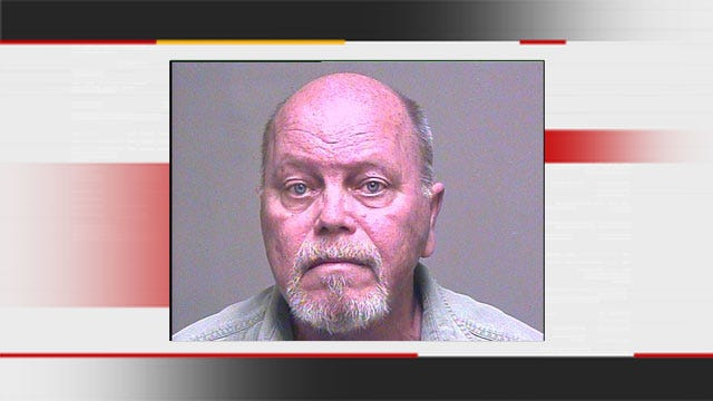 Jones Man Accused Of Sexually Abusing 7-Year-Old Girl