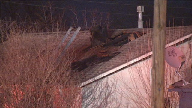Two Children Critically Injured In SW OKC House Fire