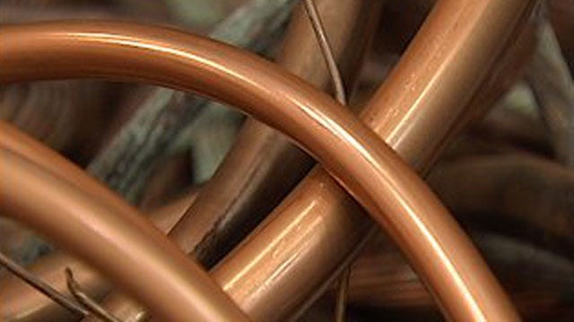 Copper Thieves Destroy A/C Units At Two OKC Schools