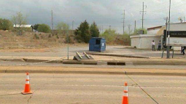 Emergency Crews Respond To Downed Power Lines In NE OKC