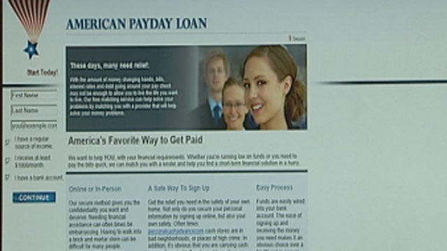 Norman Woman Claims To Be Scammed By Online Payday Loan Company