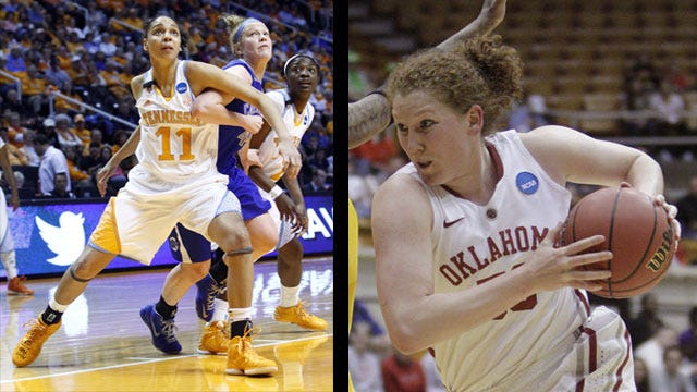 Sooners Hope To Continue NCAA Tournament Run Against Tennessee