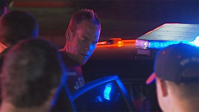 Suspected Drunken Driver Leads Officers On Chase Across OKC