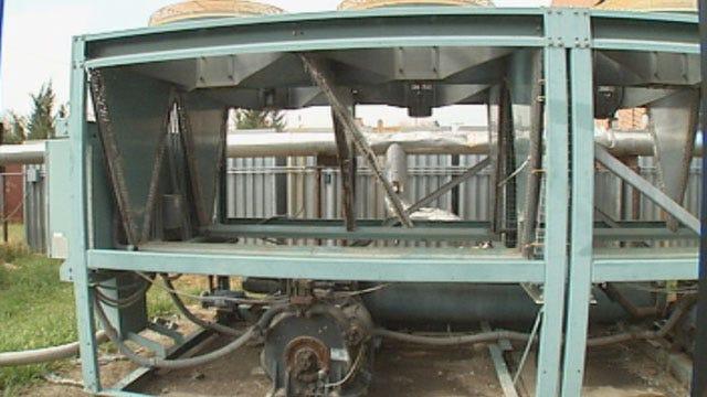 Thieves Swipe Copper From Three OKC Public Schools