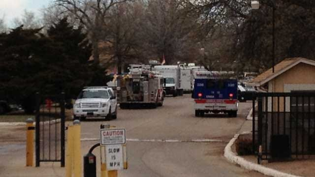 Stabbing Suspect Arrested Following Police Standoff At NW OKC Apartment