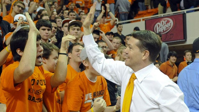 Cowboys Continue To Rise In College Basketball Polls