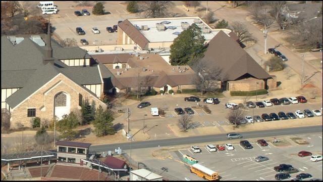 Lockdown Ends At Edmond Schools, Man In Police Custody
