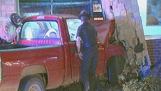Man Speaks Out After Juveniles Steal His Truck, Crash Into Yukon McDonald's