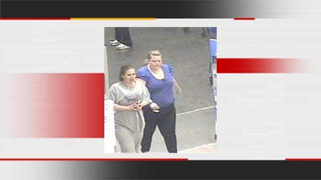 Two Women Accused Of Stealing Car From OKC Wal-Mart Parking Lot