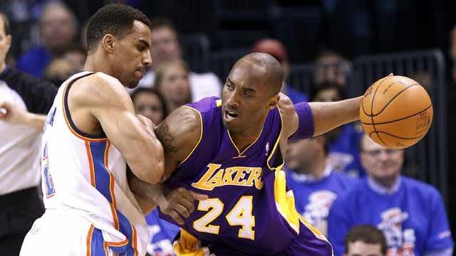 D'Antoni Talks Kobe's Improvements Leading Up To Thunder Game