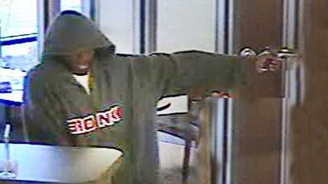 FBI Seeks Two Men In Armed Robbery Of OKC Bank