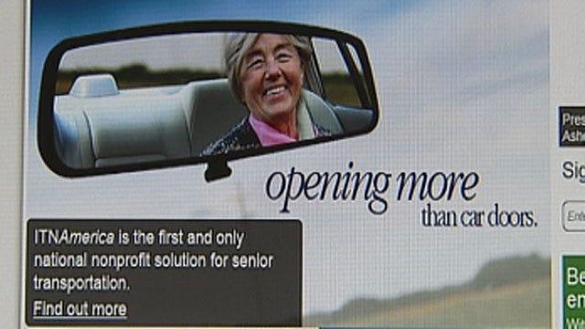 Group Raising Money To Provide Cheaper Rides To Metro Seniors