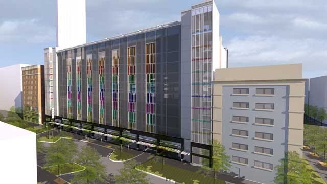New Parking Garage To Be Built In Downtown OKC