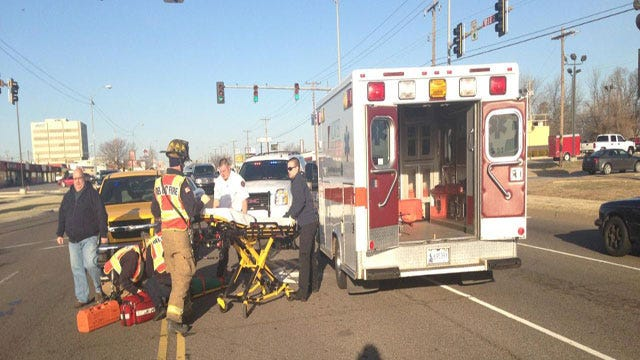 Girl Hit By Truck While Crossing Street In Del City
