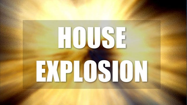 House Explosion Kills One In Cotton County