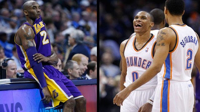 Lakers' Loss In OKC Reinforces The Hopelessness Of Their Season