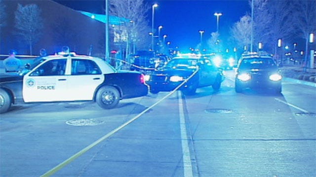 Two Men Stabbed During Fight Outside Cox Convention Center