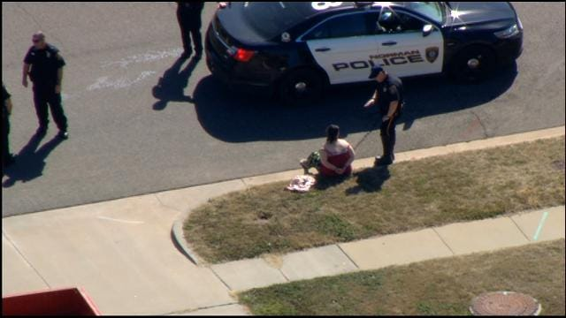 Police Catch Suspect Who Put Norman School On 'Alert'