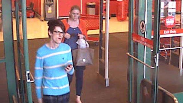 Police: OKC Shoplifter Steals Stilettos For Drag Show