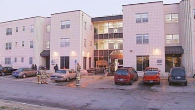 Residents Return To OKC Senior Living Center After Fire