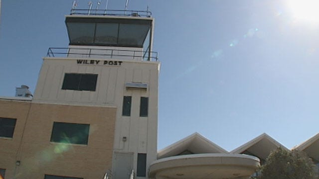 Wiley Post Control Tower On Chopping Block Due To Sequester