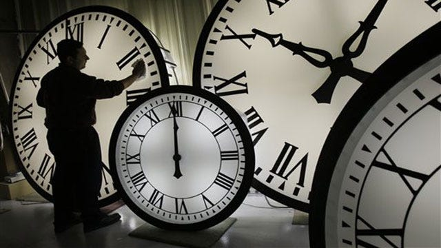 Don't Forget To Spring Forward This Weekend