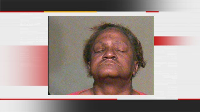 OKC Woman Arrested For Attacking Two Police Officers