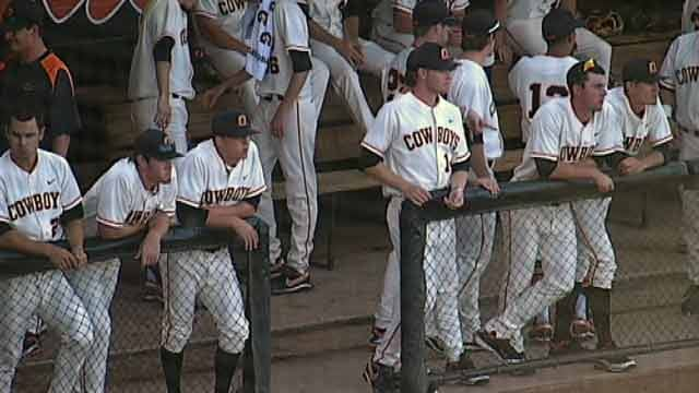 Oklahoma State Baseball Gets Big Walk-Off Win